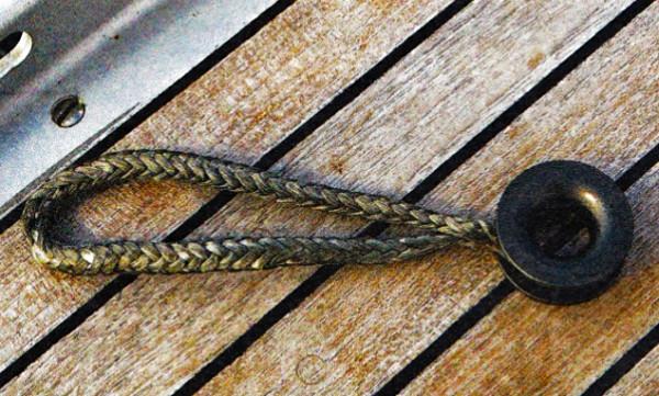 Antal Low Friction Ring mit Dyneema Loop